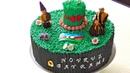Bayram sufresine bele bir tort hazirlayin
