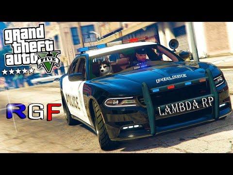 Lambda RP🔴Grand Theft Auto V🔴 18 эх кадетство как 1 клас
