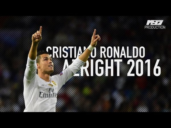 Cristiano Ronaldo ● Alright 2016 fac Skills Goals ● HD