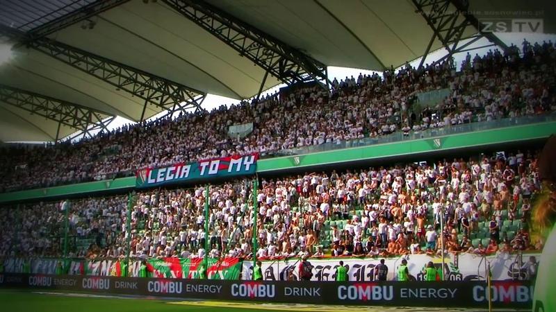 Legia Warszawa 2:1 Zagłębie Sosnowiec (19\08\2019) [ZGODOWY DOPING]