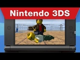 Nintendo 3DS - LEGO City Undercover The Chase Begins Launch Trailer