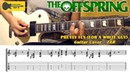 Pretty Fly For A White Guy The Offspring GUITAR COVER TAB
