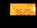 96.2 Radio Dei(Anjalankoski)~171km