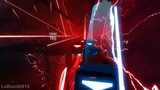 Beat Saber Custom Song - Through The Fire And Flames #coub, #коуб