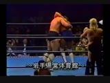 1994.01.20 - Steve WilliamsRichard SlingerJohnny Gunn vs. Stan HansenJohn NordBrian Costello JIP