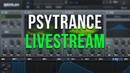 Psytrance Awakening for Serum Livestream Recording