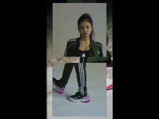 08.09.18 Jennie @ Adidas FALCON