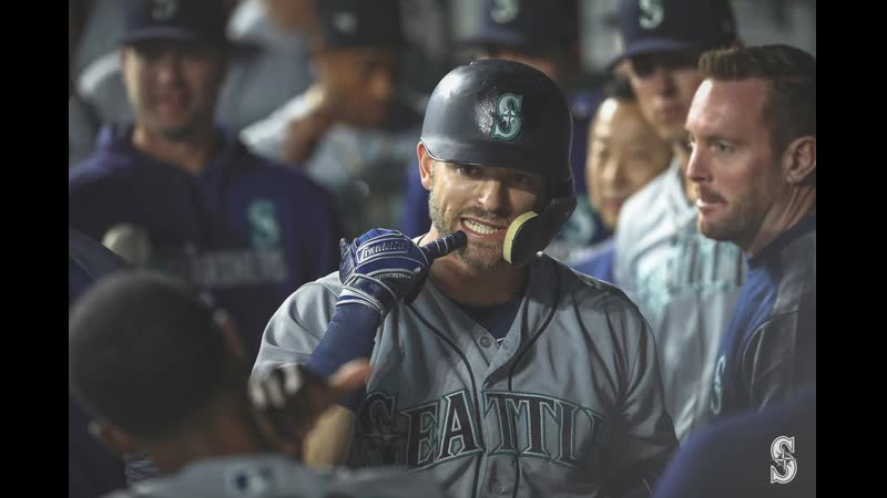 Mitch Haniger hit a tiebreaking homer with two outs in the ninth inning, lifting the Mariners over the Royals 6-5