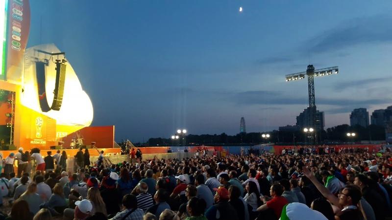 Fan Fest FIFA Kazan, 2018 г.