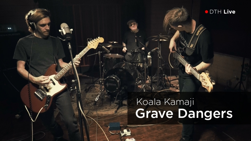 Koala Kamaji - Grave Dangers   DTH Live
