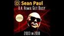 Sean Paul Get Busy D.A. Remix 2018