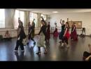 Курс Ла Монеты для продвинутого уровня - Escuela de Flamenco de Andalucía