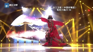 Awesome Chinese Dance Competition -Guliminuo Tajik dance -