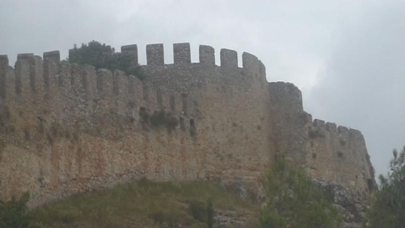 Турция Крепость Аланьи -3 Alanya Kalesi Turkey Alanya Castle Festung Alanya Le Château DAlanya