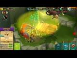 Sleuther (Dagurs Dragon) Max Level 134 Titan Mode - Unique Triple Stryke - Dragons_Rise of Berk