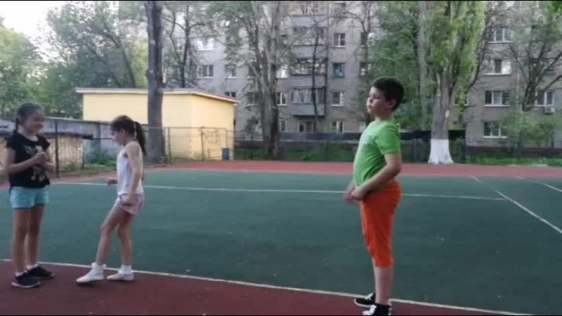 тренировка по ролиболу