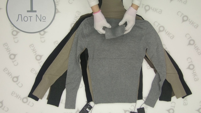 Sushan Womens pullowers 1*, сток одежда оптом