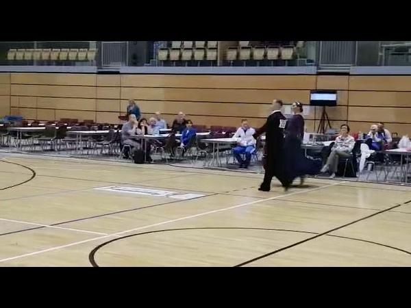 2018 PD World Master Class I STD | The Bertrange / LUX Rogachevski-Konus T
