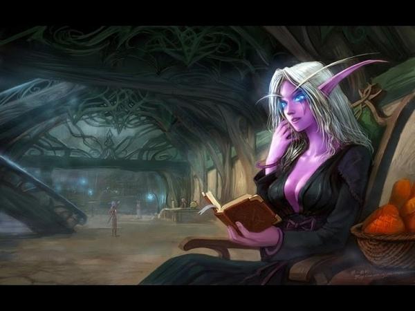 [Warcraft] Вся литература! (Книги, комиксы, рассказы в порядке прочтения)