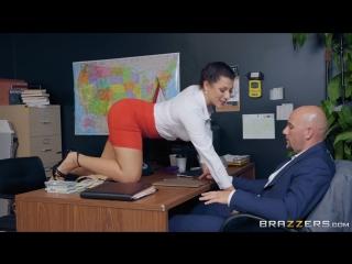 Valentina jewels (internal affairs)[2018, average body, big ass, big tits, blouse, business woman, high heels, latina, hd 1080p]