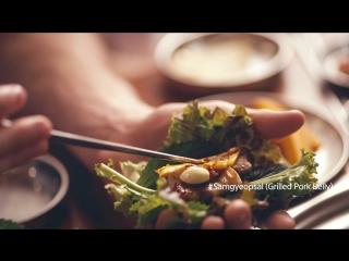 Реклама от НОТК с участием EXO_2018 Korea Tourism Organization_Daily Life