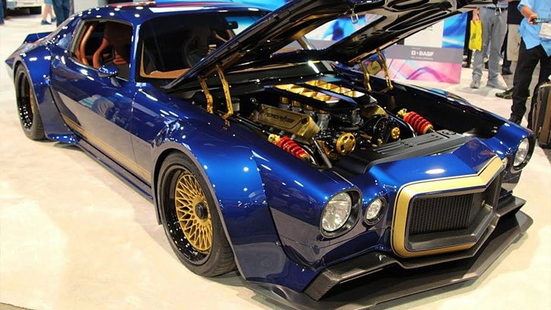 "1970 Chevrolet Camaro SS ""Road Rage"" 750HP 454 Texas Speed LSX Build Project"