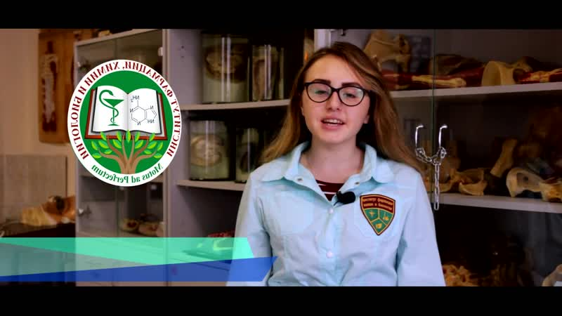 Видеоэкскурсия по специальностям Института фармации, химии и биологии НИУ БелГУ