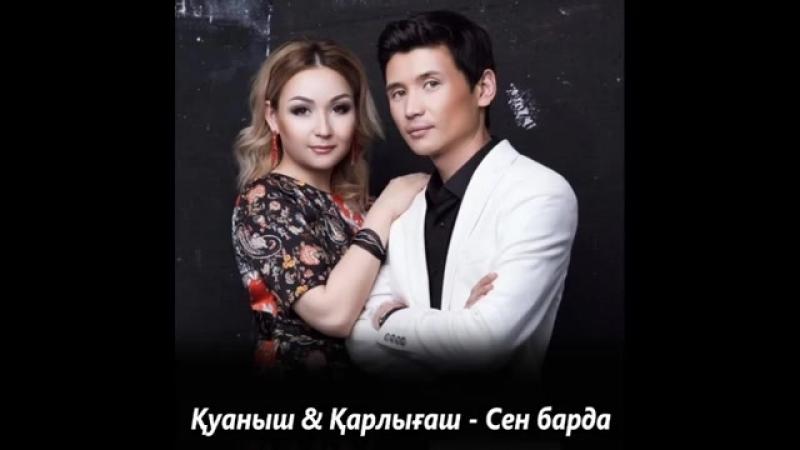 Қуаныш Қарлығаш - Сен барда (Жаңа ән 2018).mp4