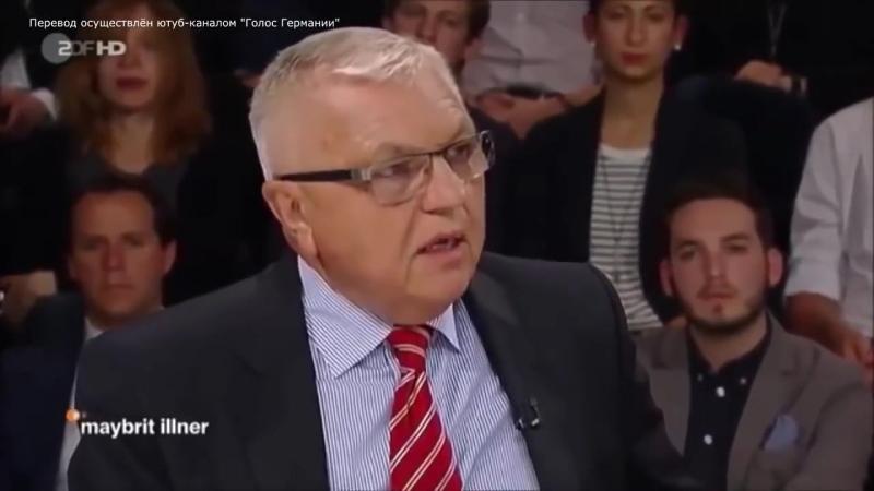 Генерал НАТО_ США, Запад и Порошенко врут! Россия не нападала на Украину