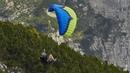 Unreal Speedflying in Europe