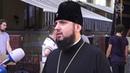 Митрополит Епіфаній про гуманітарну місію для Донбасу