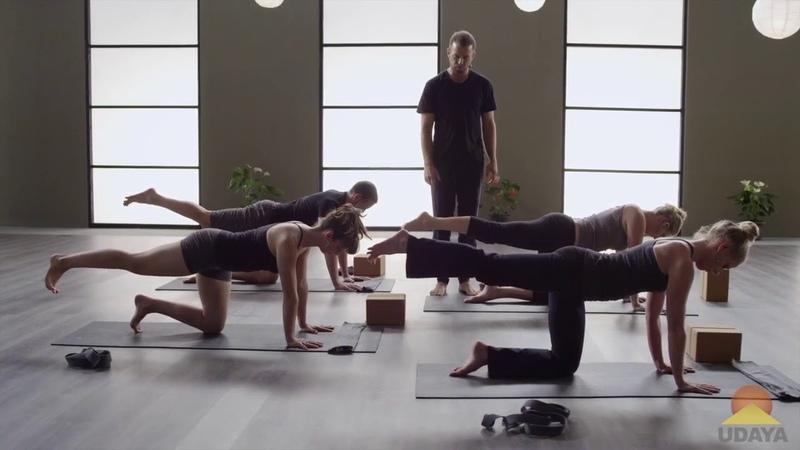 Фитнес- йога с акцентом на бедра и ягодицыHamstring Work