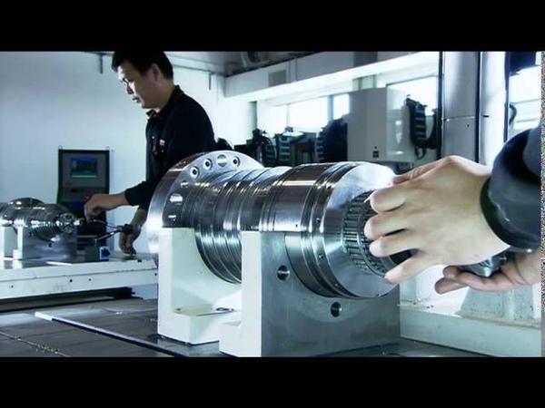 百德機械公司簡介 QUASER Machine Toolss Introduction