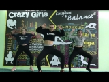 Dancehall Crazy Girls