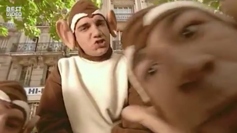 Bloodhound Gang - The Bad Touch (Explicit)