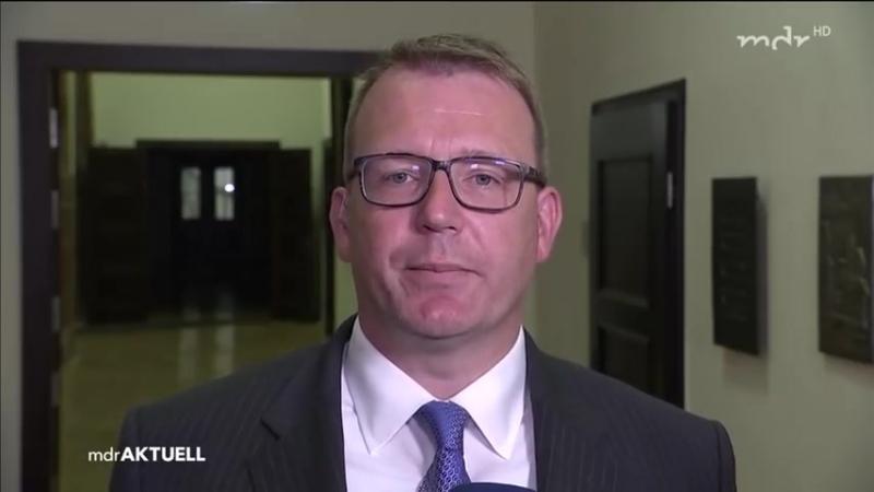Warum der Freiberger OB die SPD verlässt warum erst jetzt