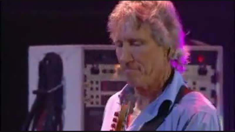 Pink Floyd Comfortably Numb Live