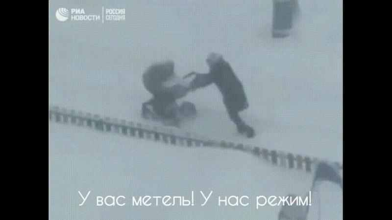 Комаровский сказал, что гулять нужно в любую погоду 😂🌬🌪