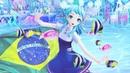 【VOCALOID BRASIL】Sea Lily Deep Sea Tale - Hatsune Miku (ウミユリ海底譚)