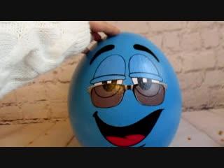 Ловите видео крутышки голубого  М&М's,он такой классный и прикольный!