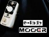 MOOER - E lady Analog Flanger