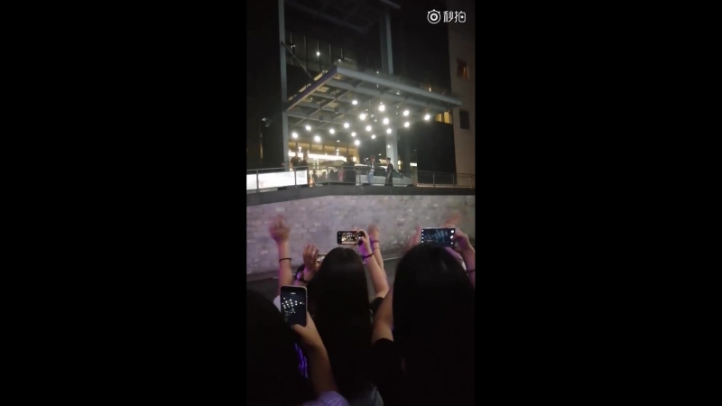 180920 EXO Lay Yixing @ Day Day Up Filming