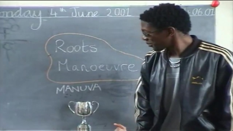 Roots Manuva - Witness