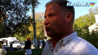 Керчь: теракт комментарий очевидца