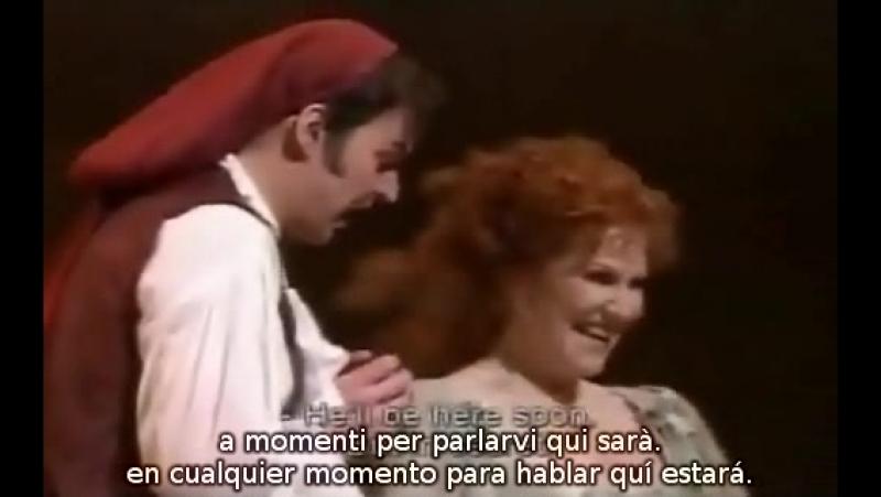 Joyce DiDonato - Peter Mattei - Dunque io son de Il Barbiere di Siviglia de Rossini (subtítulos español e italiano)