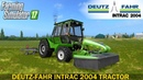 Farming Simulator 17 DEUTZ-FAHR INTRAC 2004 TRACTOR