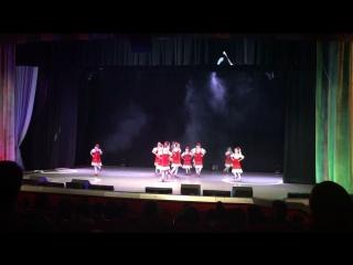 Танец «Душечки-дробушечки» Всероссийский конкурс-фестиваль искусств «Другой мир» г.Белгород 13 мая 2018