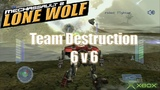 MechAssault 2 Lone Wolf Original Xbox Game Night (Team Destruction Match #3)