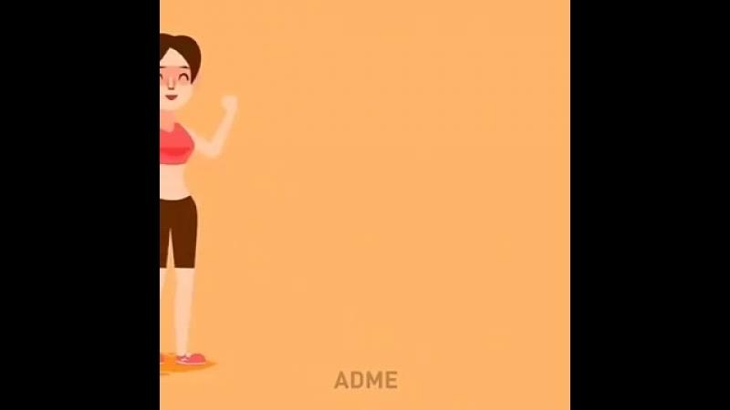 Куда уходит жир, когда мы худеем?...