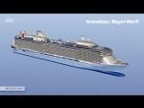 Ausstattung für ein Kreuzfahrtschiff - Wie geht das- - Reportage - NDR